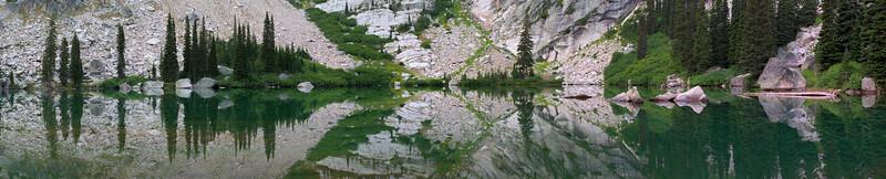 Utopia #1, Sawtooth Mountains - Idaho