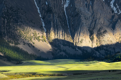 The Great Pahsimeroi Valley - Idaho