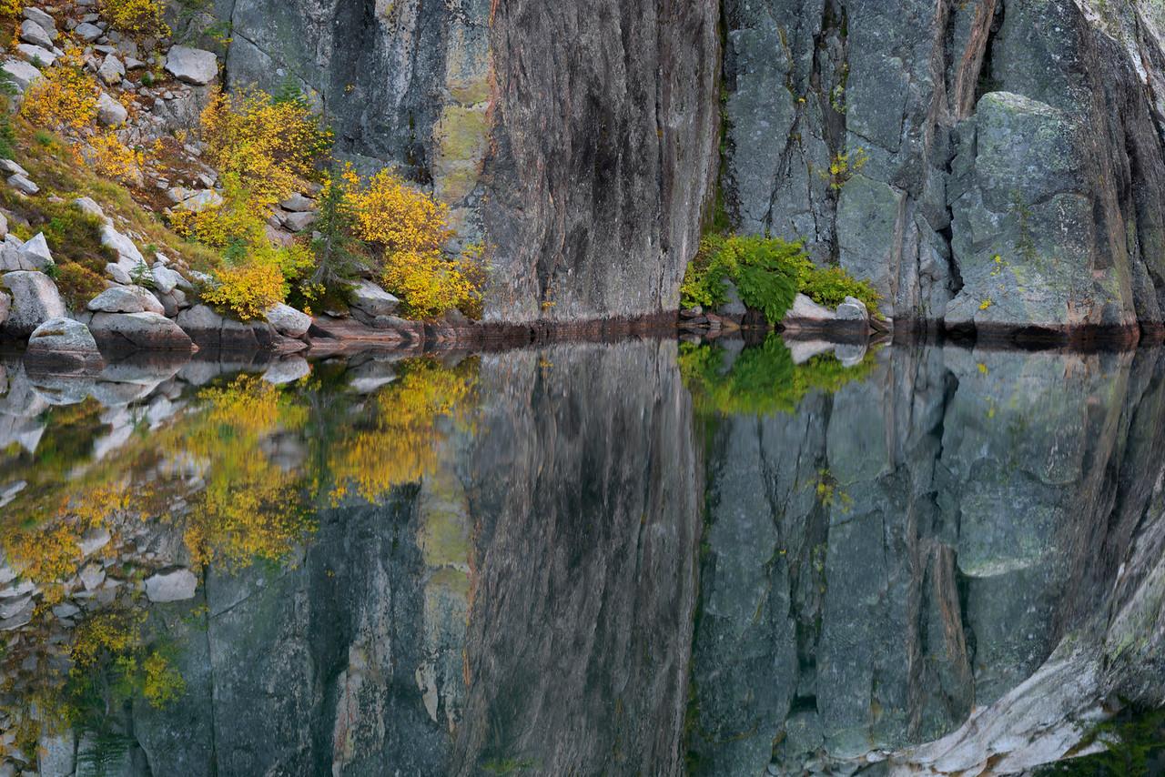 The Art of Reflection, Sawtooth Mountains - Idaho
