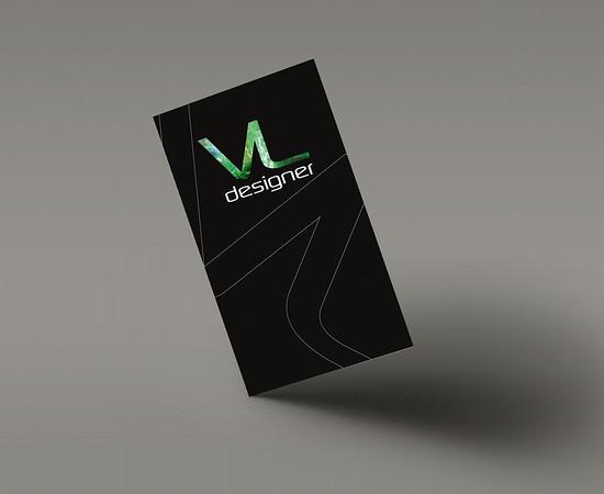 VL Designer - carte de visite R°V°