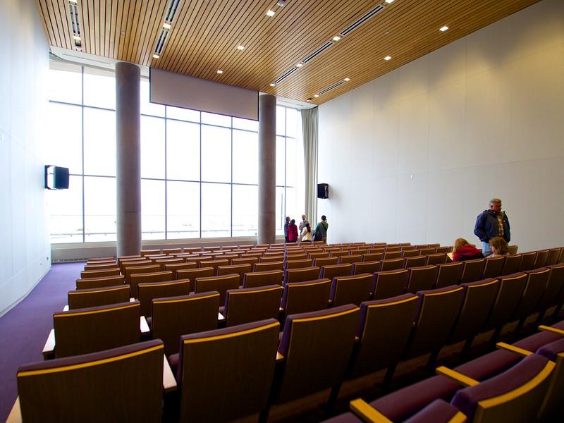 Auditorium, Northwestern University - Evanston, Illinois