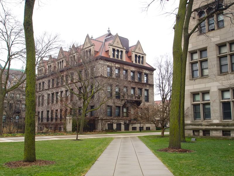 University of Chicago Campus - Chicago, Illinois