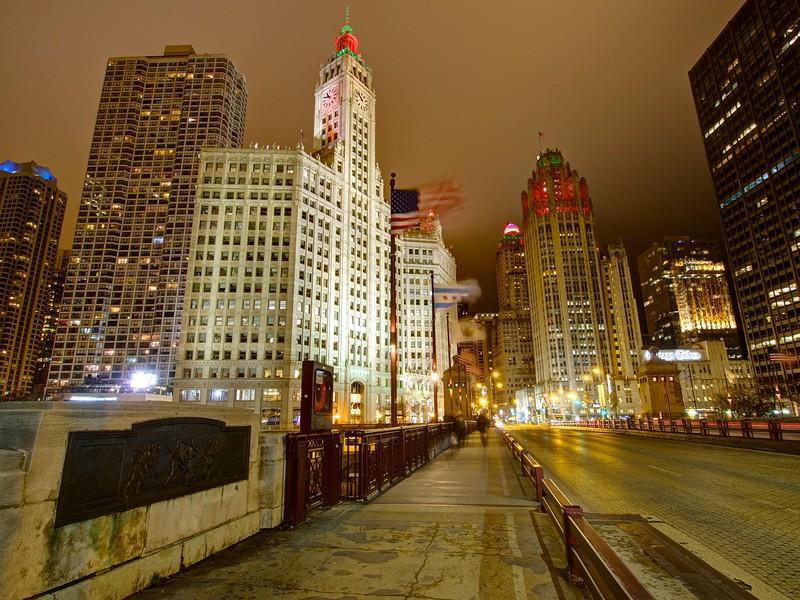 DuSable Bridge - Chicago, Illinois