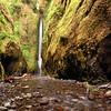 Oneonta Gorge Falls