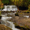 Lower McDowell Creek Falls