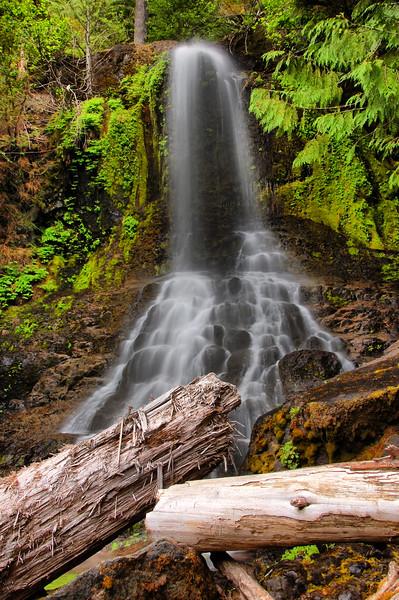 Upper Trestle Creek Falls