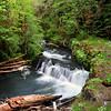 Portland Creek Falls