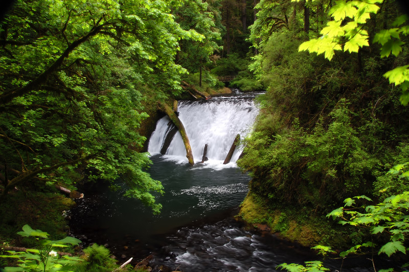 Lower North Falls