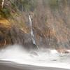 Third Beach Falls