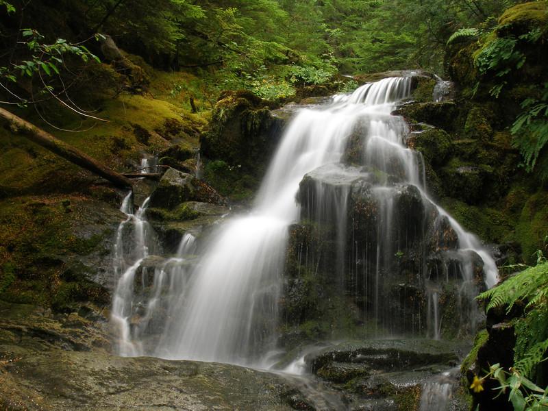 Olallie Creek Falls