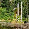 June Lake Falls