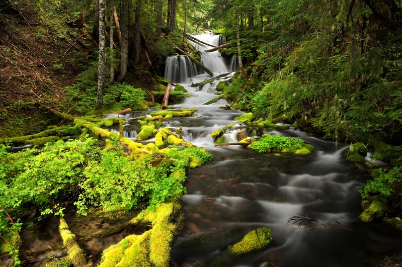Lower Big Spring Falls