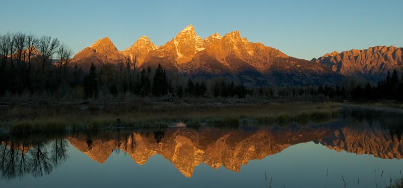 Grand Teton National Park, Jackson Hole Wyoming
