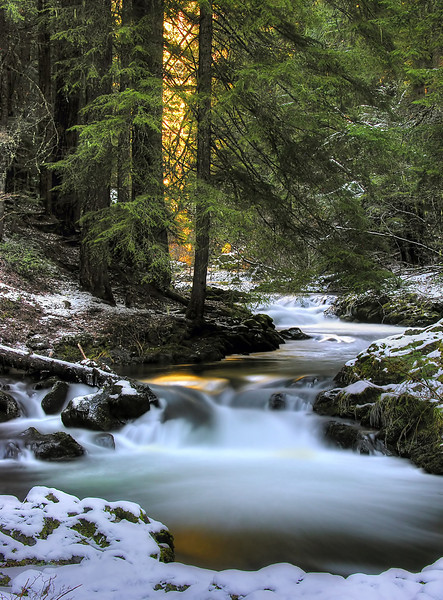 Clearwater Creek