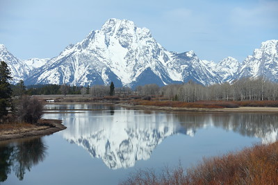 Oxbow Bend, Grand Teton Park