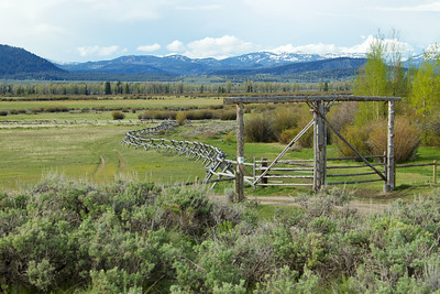 Triangle X Ranch, Jackson Hole, WY