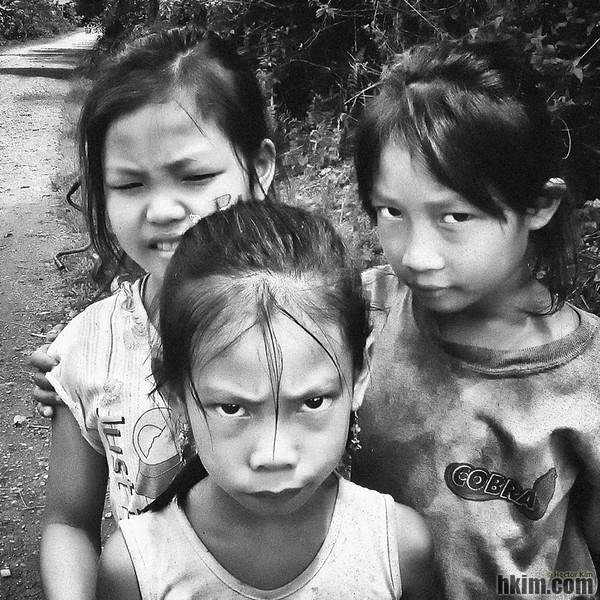 Tres Amigas<br /> Laos