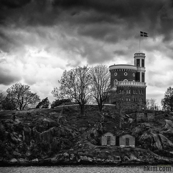 House on the Rock<br /> Stockholm, Sweden