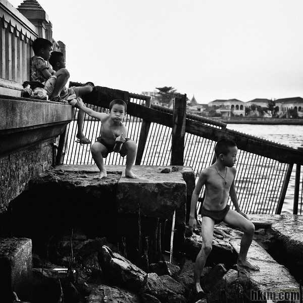 River Boys<br /> Bangkok, Thailand