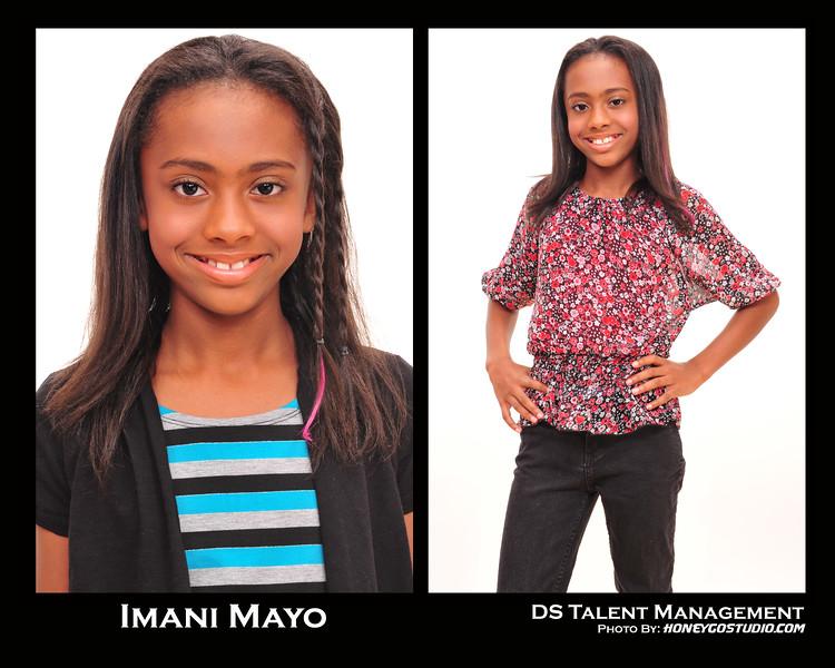 Imani Mayo Portfolio