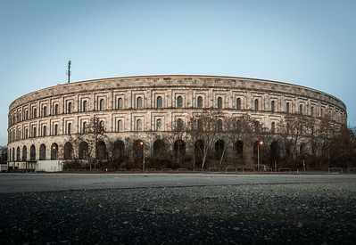 Nazi congress hall - Nuremberg