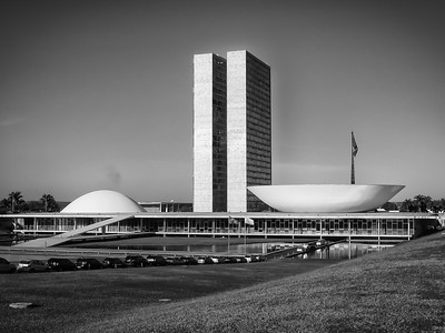 National Congress - Brasilia - Brazil