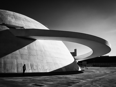 Museu Nacional da República - Republica's museun - Brasilia