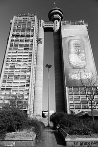 Genex tower - Novi Belgrade - Belgrade