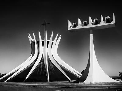 Catedral Metropolitana - Brasilia DF - Brazil