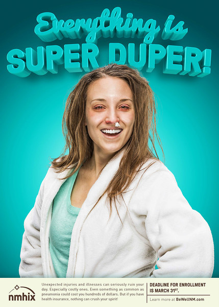NMHIX - Everything is SUPER DUPER!