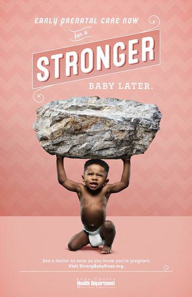 Strong Babies - Boulder Lift Ad