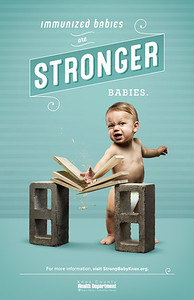 Strong Babies - Karate Chop Ad