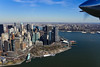 The south side of Manhattan.