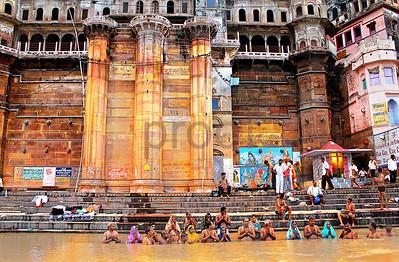 Ganges / Varanasi / Benares / Sarnath