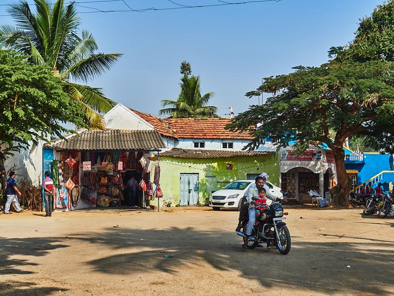 Downtown - Somanathapura, India