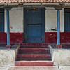 A Porch with Character - Mysore, India
