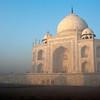 TAJ MAHAL. AGRA. UTTAR PRADESH. INDIA. [4]