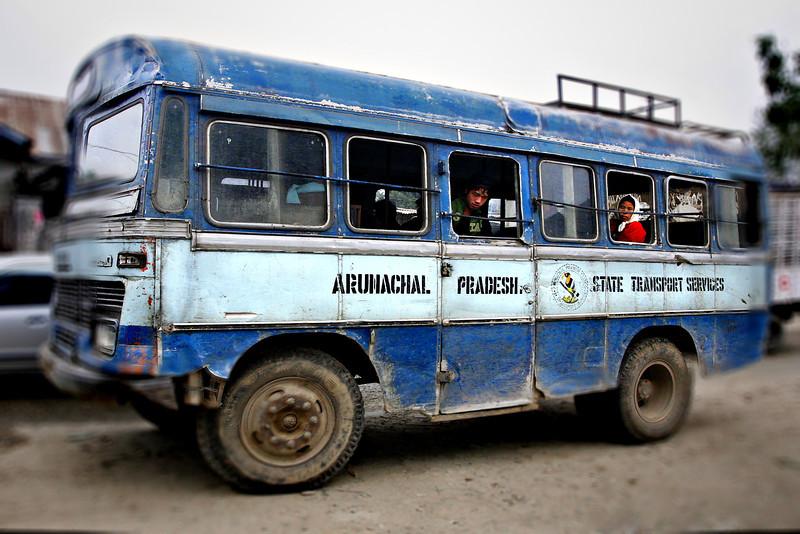 #410 Local Bus Service