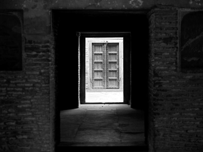 Door and Doorways, Agra Fort - Agra, India