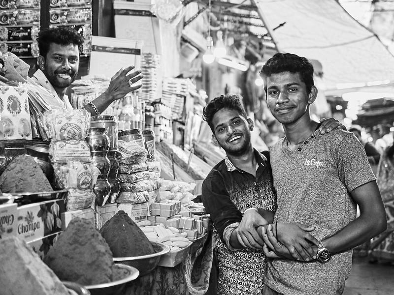 Friendly Vendors - Mysore, India