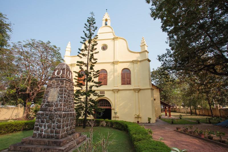KOCHI. ST. FRANCIS CHURCH.