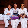 College Students, Agra Fort - Agra, India