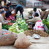 BIKANER. VEGETABLE MARKET IN OLD TOWN. RAJASTHAN