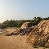 Beach in Kovalam, Kerala, South Indadia, Asia