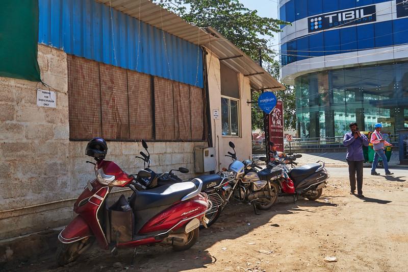 Old and New - Bangalore, India
