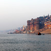 MORNING AT THE GANGES RIVER. BHONSALE GHAT. VARANASI. BENARES. UTTAR PRADESH. INDIA. BHONSALE GHAT. [3]