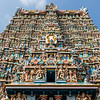 Meenakshi Temple in Madurai, South India - Asia