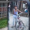 ASSAM. CHILDREN ON THE STREET.  [2]