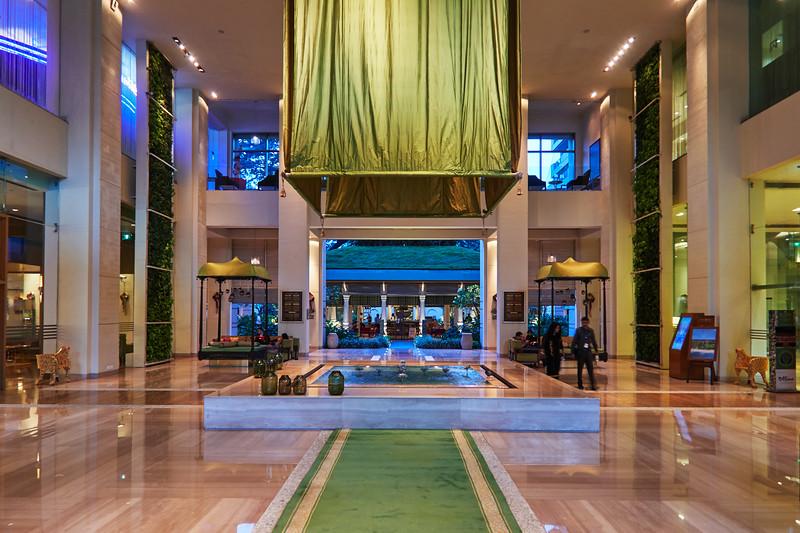 Lobby, ITC Gardenia - Bangalore, India