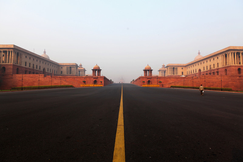 GOVERNMENT BUILDINGS. DELHI. NEW DELHI. INDIA.